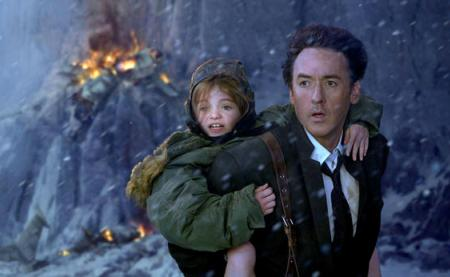 John Cusack runs for help in 2012