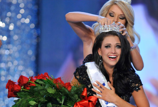 Miss America 2012 Lara Kaeppeler