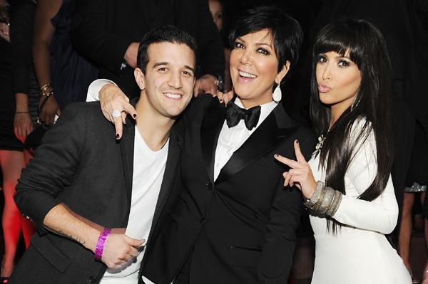 Kim Kardashian's New Year's Eve bash