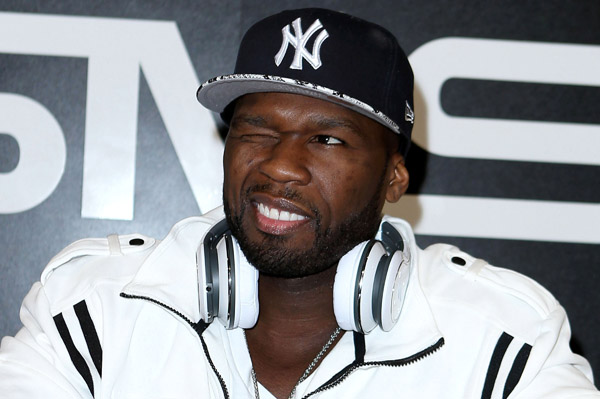 50 Cent bet nets him $500K