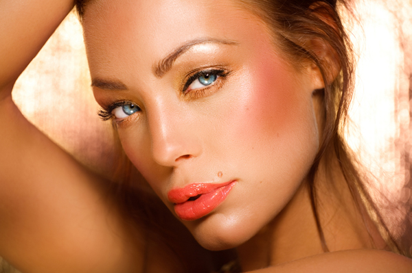 Get a natural bronze with sunless tanner