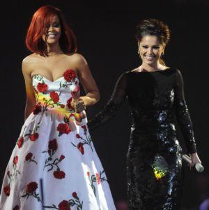 Ex-X Factor judge, pop star collaborate