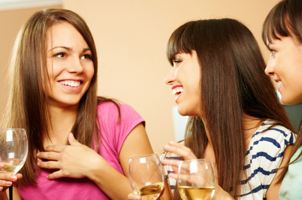Enjoy a dinner party with friends this winter