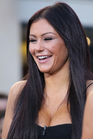 Did JWoww fart on the radio?