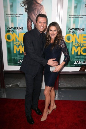 Jason O' Mara and Paige Truco