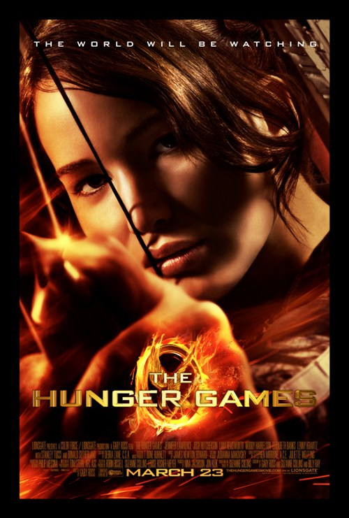 The Hunger Games -- Katniss Everdeen