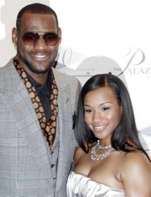 Championship ring-less LeBron James puts a ring on it