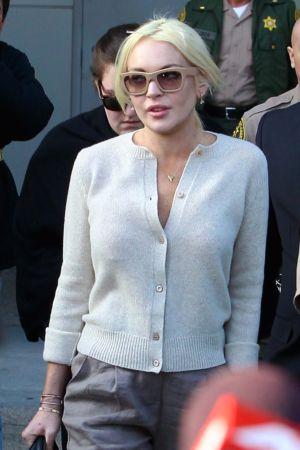 Lindsay Lohan's Tax Debt