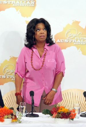 Ratings rebound for Oprah's network?