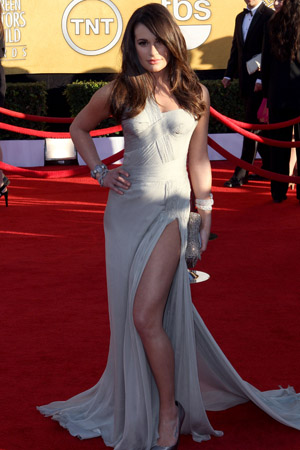 SAG Awards Best Dressed -- Lea Michele