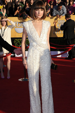 SAG Awards Best Dressed -- Rose Byrne