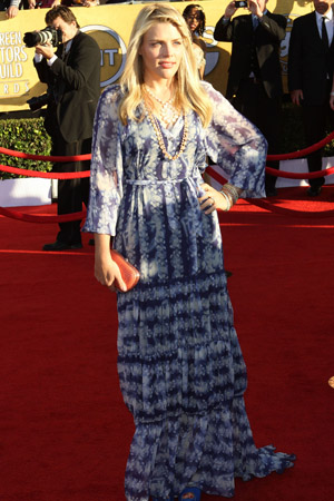 SAG Awards Worst Dressed -- Busy Phillips