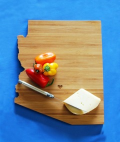 Aheirloom cutting board