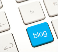 What information is blog-worthy?