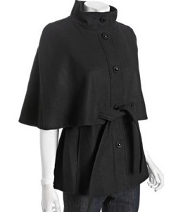 Cold weather cape - cape coat