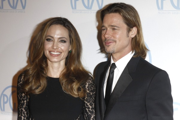 Marriage for Brad and Angelina?