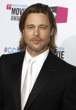 How Brad Pitt gave up pot