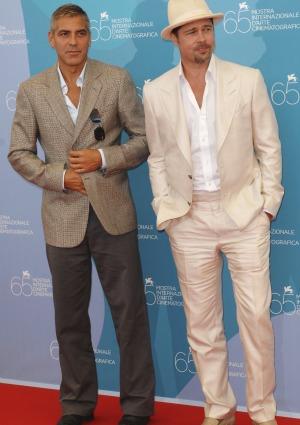 Brad Pitt's Oscar competition