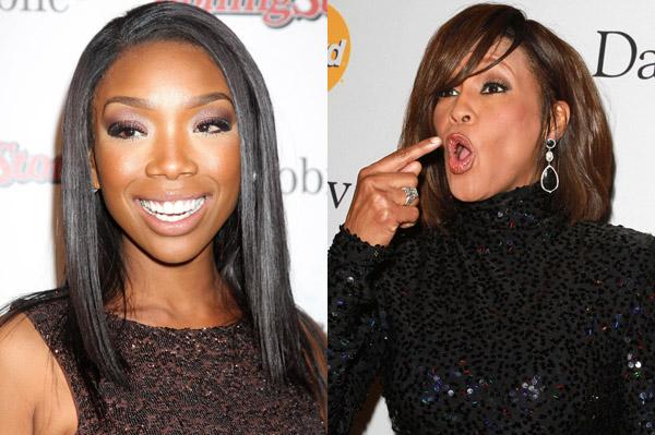 Brandy talks Whitney Houston biopic dreams