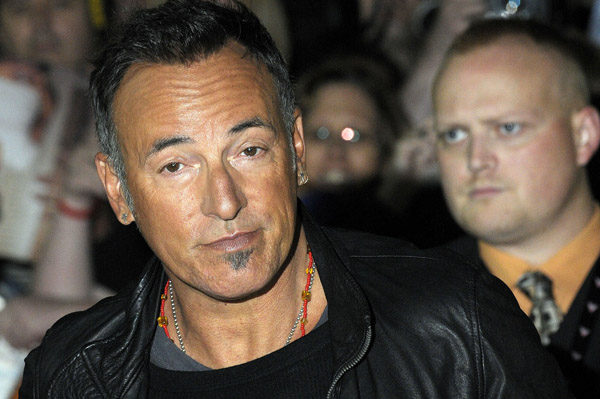 Bruce Springsteen's new album takes on Occupy Wall Street