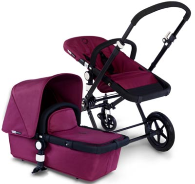 Bugaboo Deep Purple Stroller