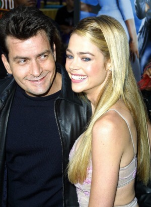 Truce for Charlie Sheen & Denise Richards
