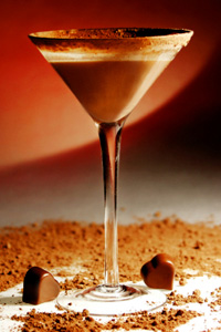 Eat my... chocolate martini