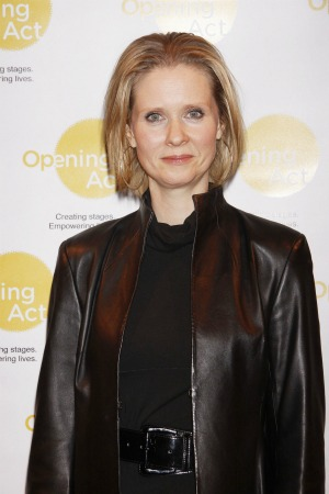 Cynthia Nixon: Bisexual vs. gay