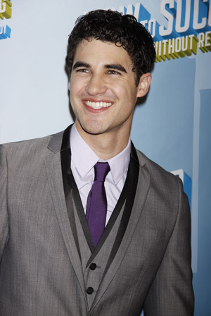 Darren Criss wows in Broadway performance