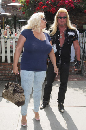 Dog the Bounty Hunter back with record ratings