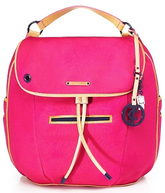 Juicy Couture's Eleanor Neoprene Backpack ($228)