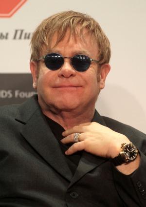 Elton John biopic news