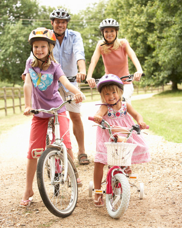Physical activity for the whole family