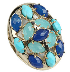 Kendra Scott Rocco cocktail ring