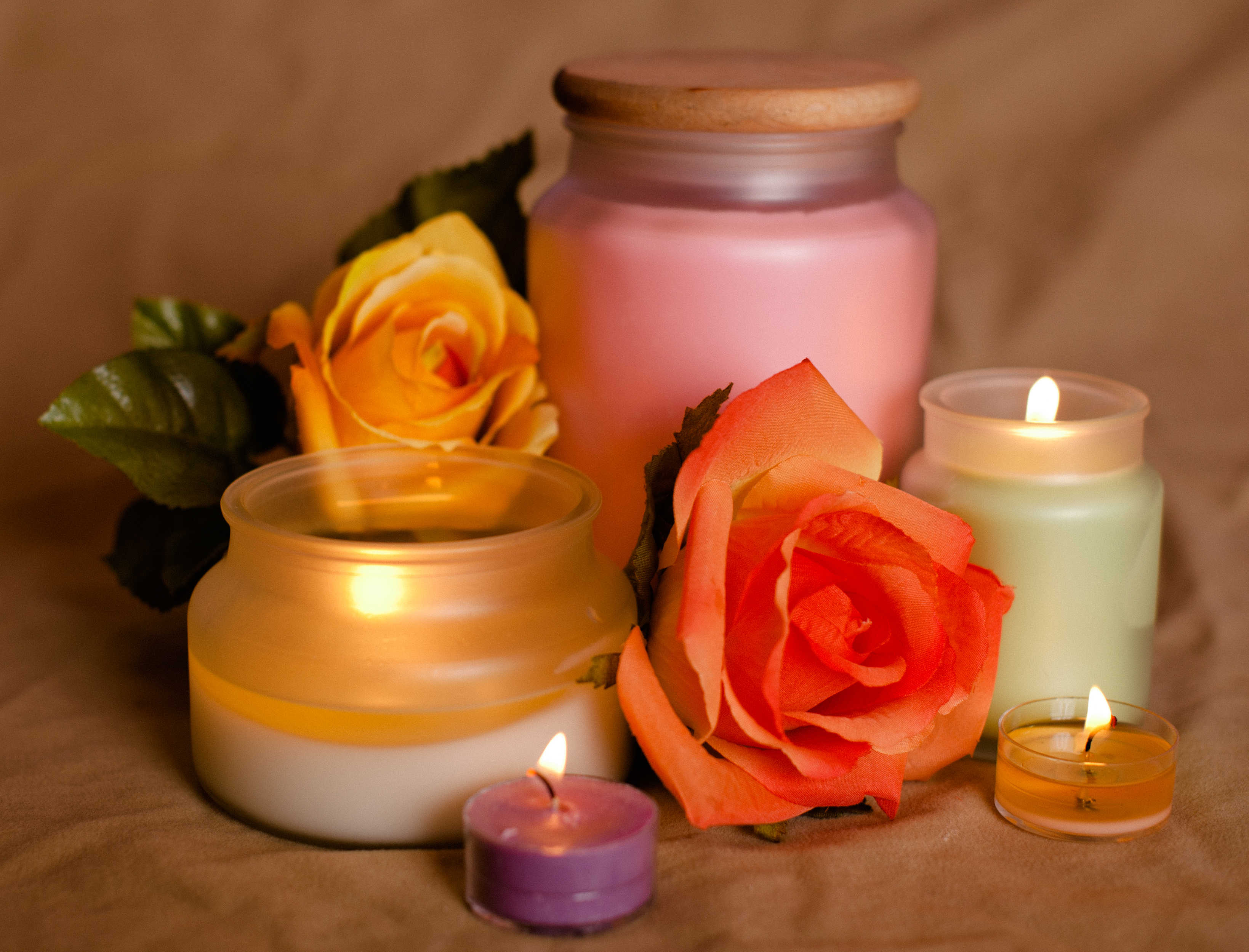 Pure Integrity Soy Candle Valentine s Day Sets