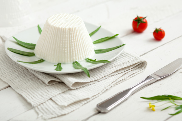 Fresh ricotta cheese recipe