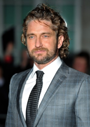 Gerard Butler details his hairy situation
