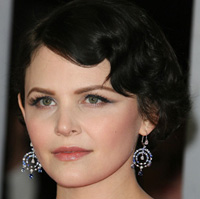 Ginnifer Goodwin's Peoples Choice Awards style - earrings