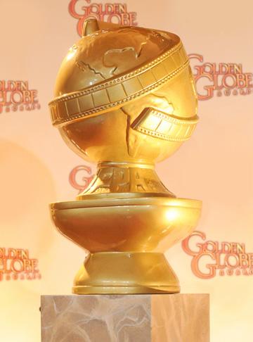 Golden Globe Award Statues