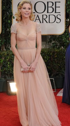 Julie Bowen -- 69th Annual Golden Globe Awards