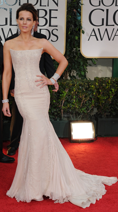 Kate Beckinsale -- 69th Annual Golden Globe Awards