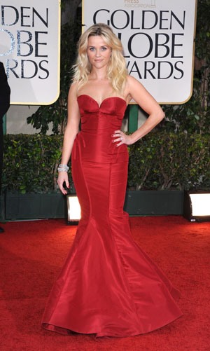 Golden Globes Best Dressed Reese Witherspoon