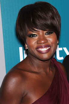 Viola Davis - 69 Annual Golden Globe Awards