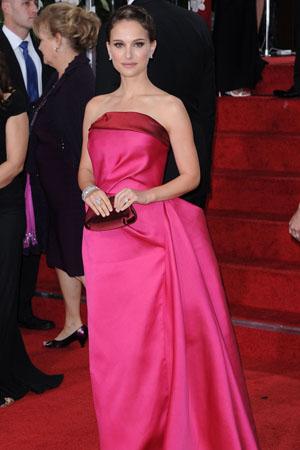 Golden Globes Worst Dressed Natalie Portman