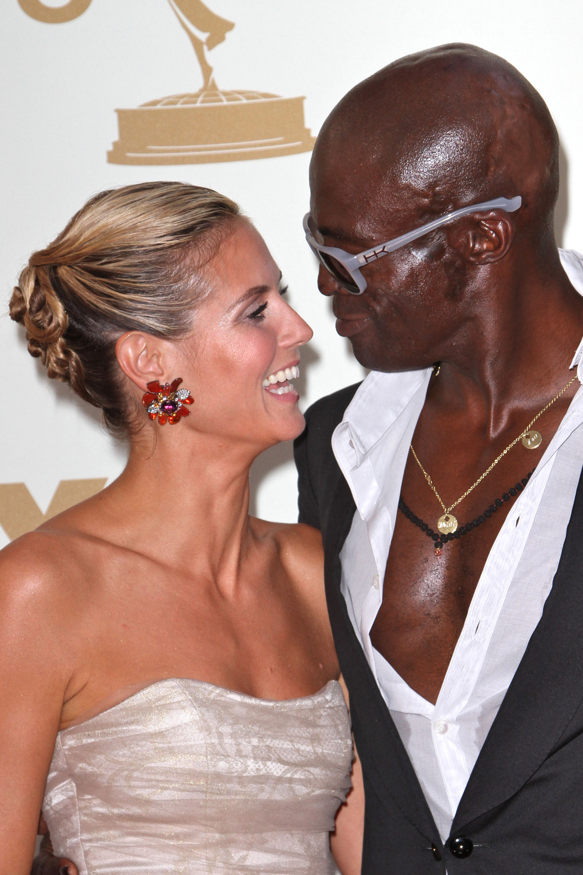 heidi klum and seal divorce: January 2012