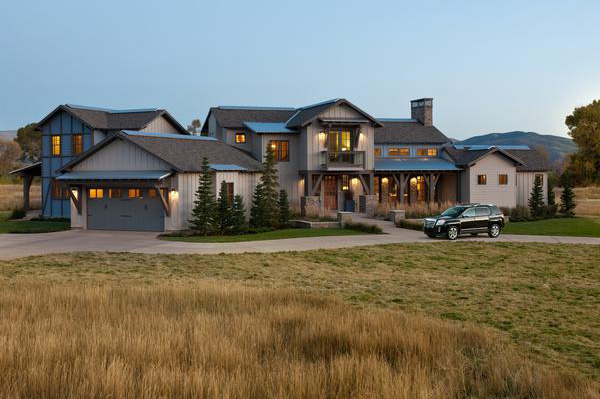 inspiration for the overall design plan for the 2012 HGTV Dream Home