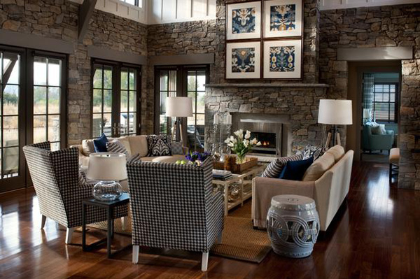 HGTV Dream home -- great room