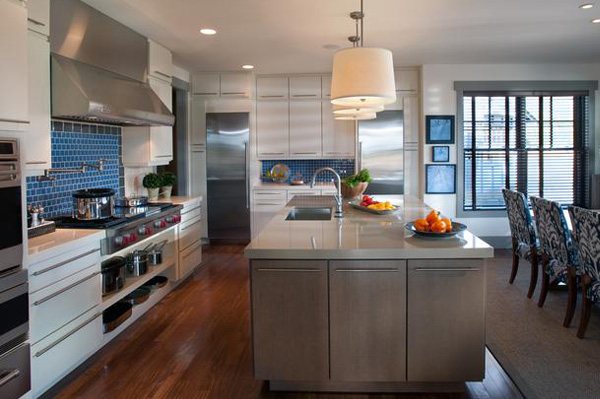 HGTV Dream Home 2012 Kitchen