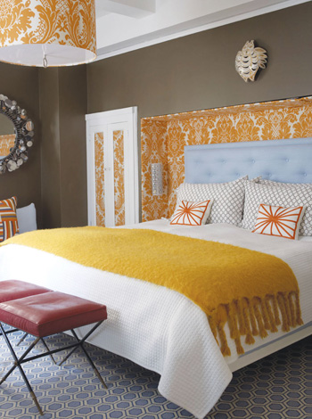 Holly Becker bedroom