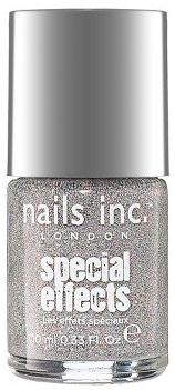 Holographic glitter nail polish